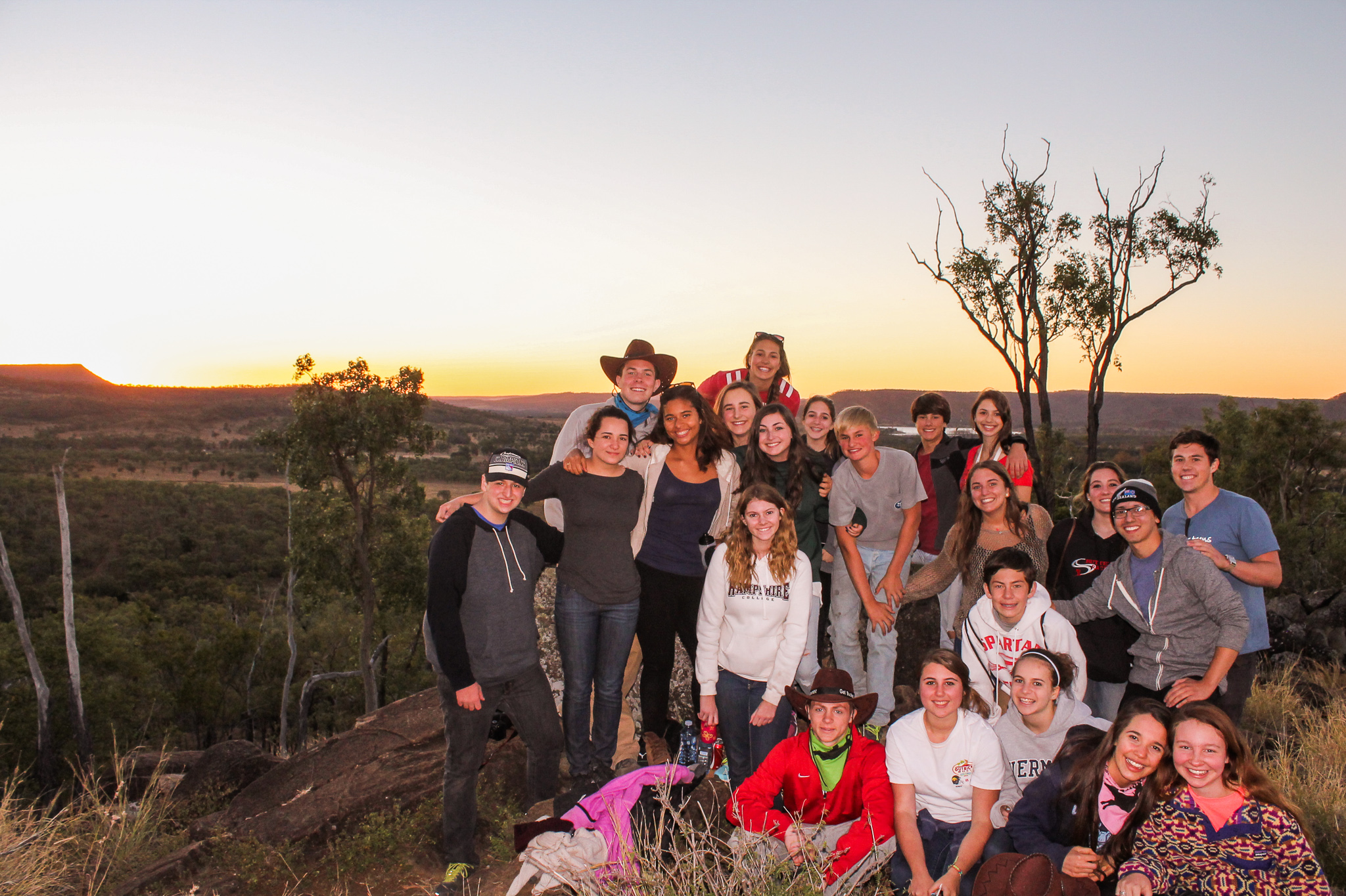 Summer Program - Promoting Volunteerism | Travel For Teens: Australia Service and Adventure
