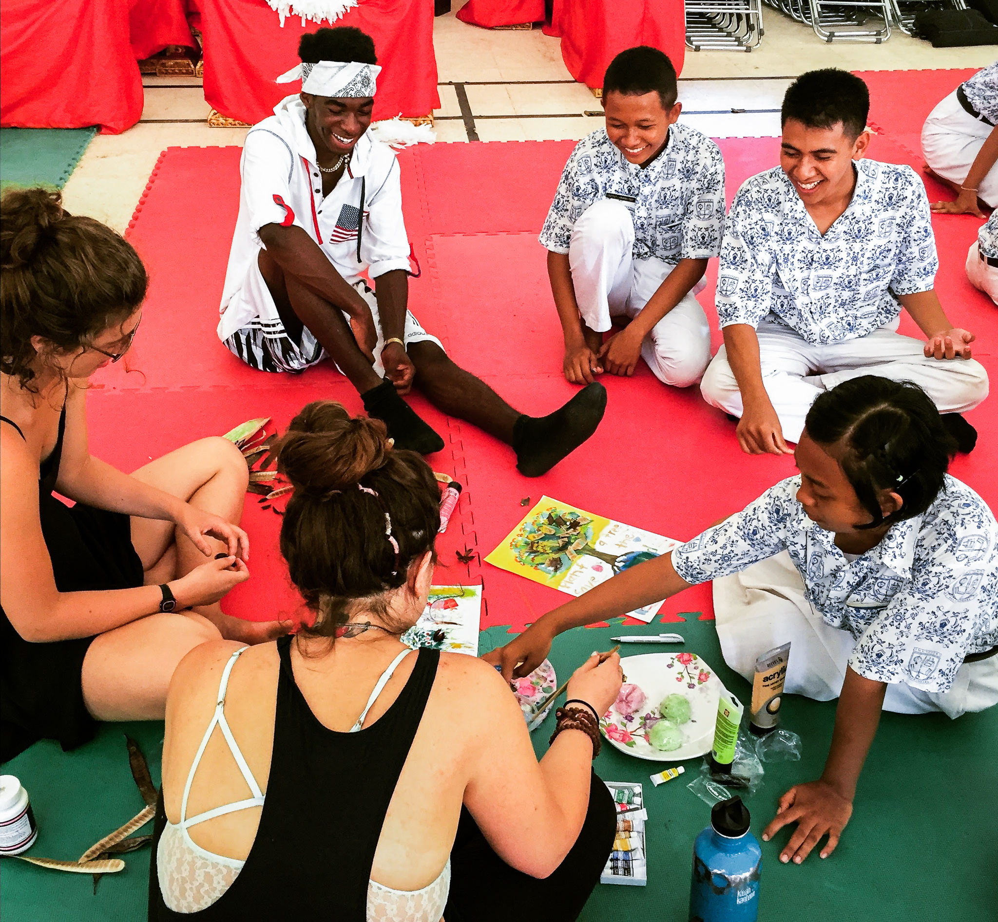 Summer Program - Health and Well Being | Travel For Teens: Bali Healthcare Education and Medical Outreach