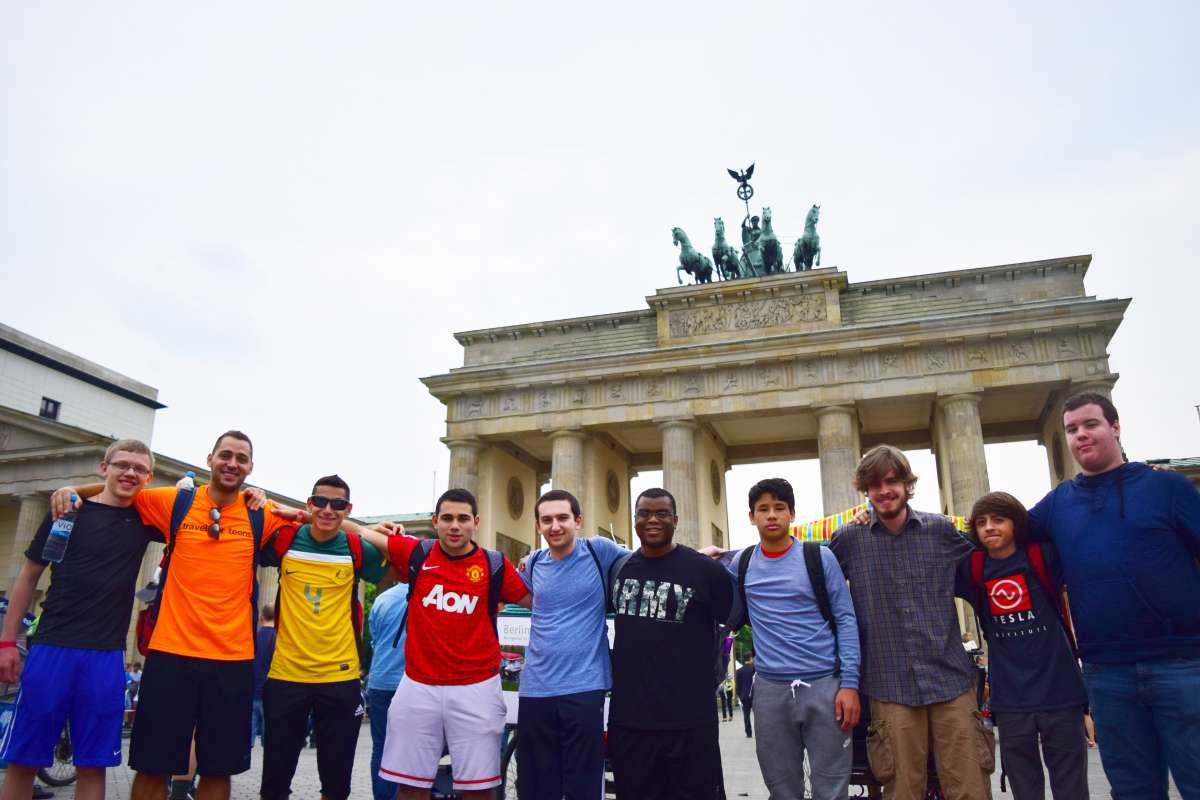 Summer Program - Adventure/Trips | Travel For Teens: Berlin, Paris, and London