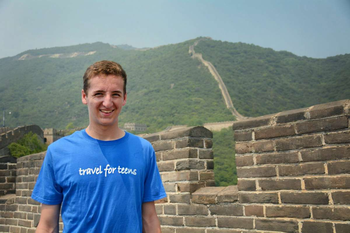 Summer Program - Adventure/Trips | Travel For Teens: China Discovery and Service