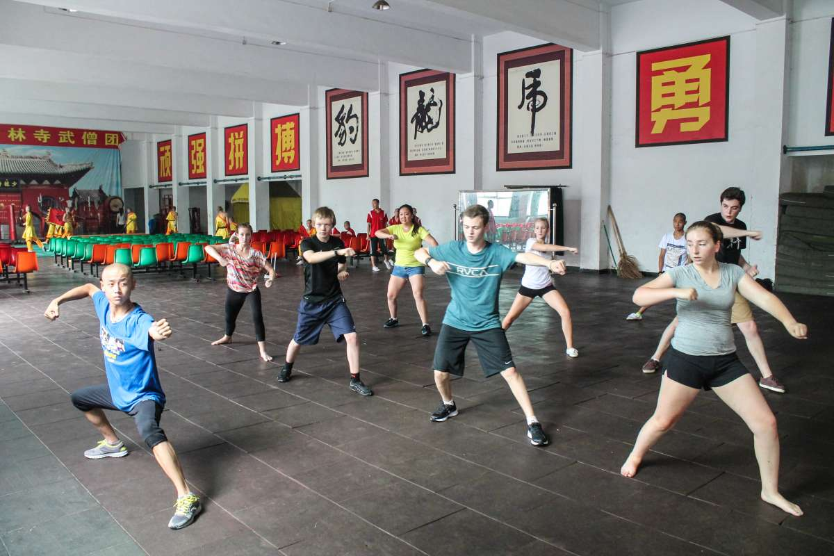 Summer Program - Chinese Culture | Travel For Teens: China Discovery and Service