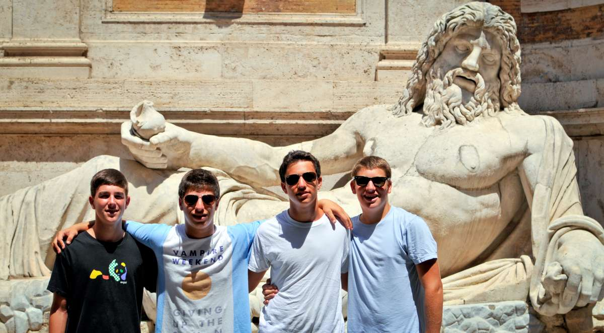Summer Program - Tours | Travel For Teens: Europe for Younger Teens - Ciao Italy