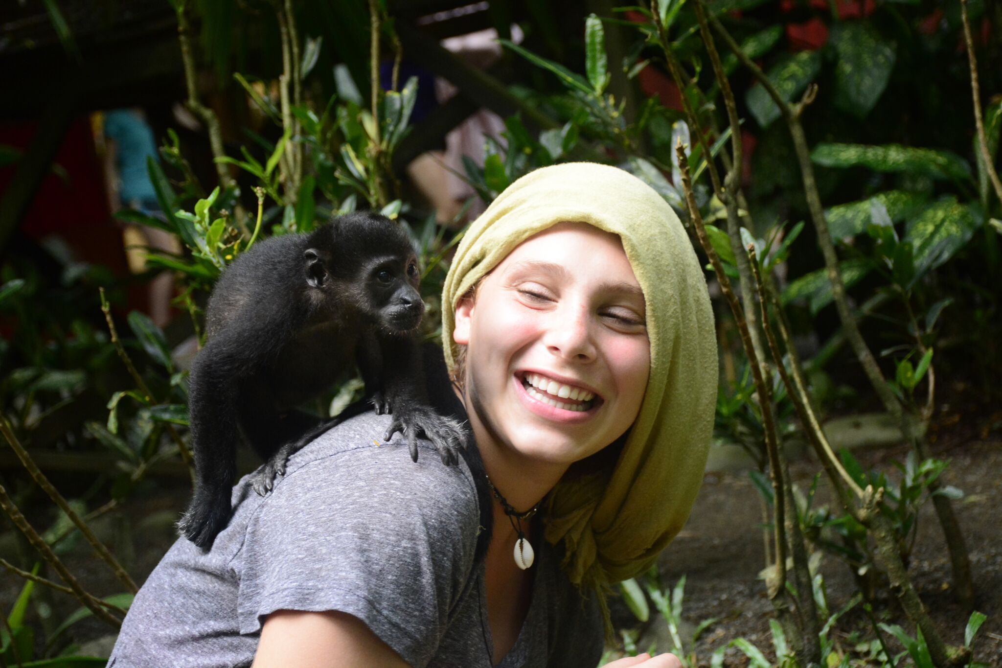 Summer Program - Animal Rights and Rescue | Travel For Teens: Costa Rica Animal Rescue Service