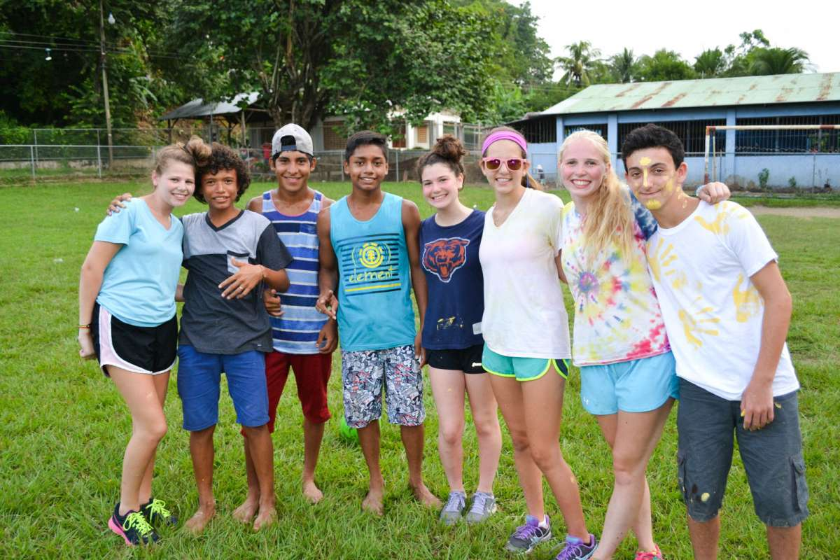 Summer Program - International Relief | Travel For Teens: Costa Rica - Ultimate Adventure & Service
