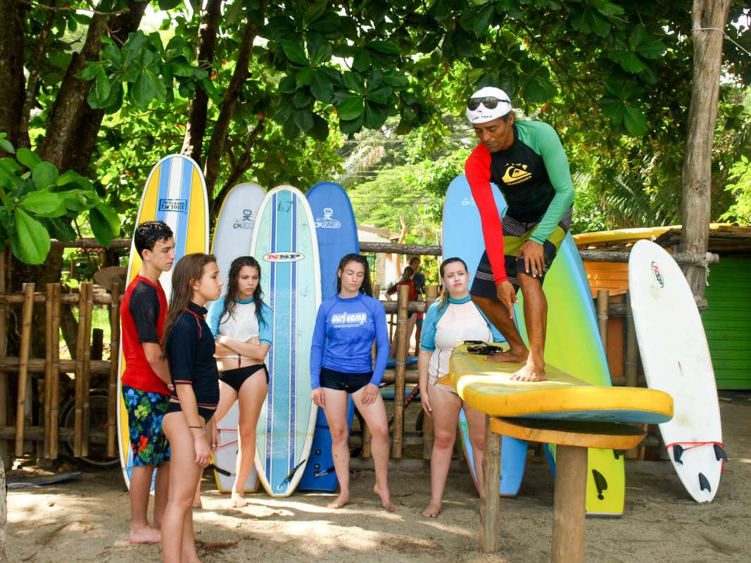 Summer Program - Youth | Travel For Teens: Costa Rica Surf and Service