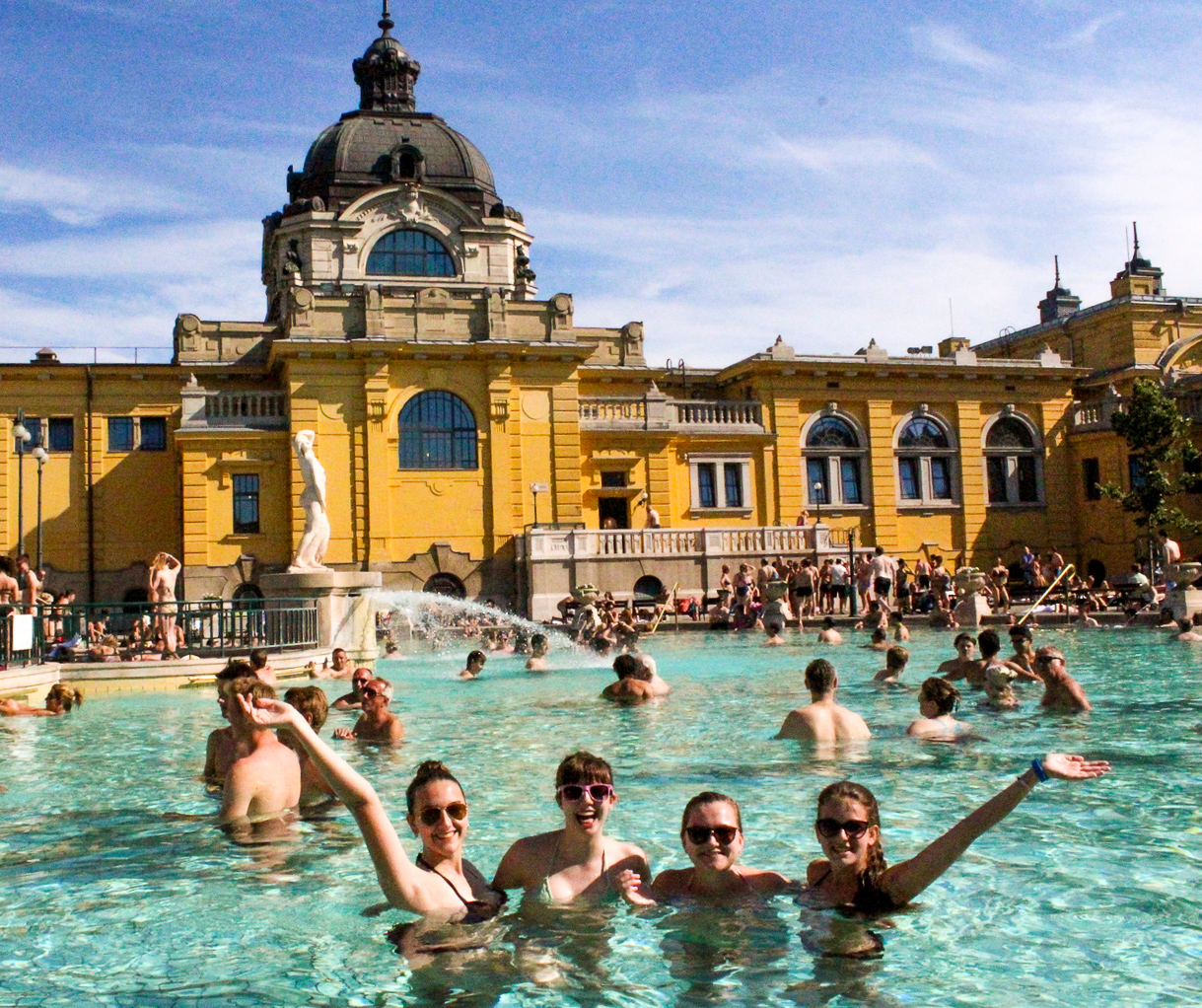Summer Program - Group Travel | Travel For Teens: Europe for Older Teens - Berlin, Krakow, Vienna and Budapest
