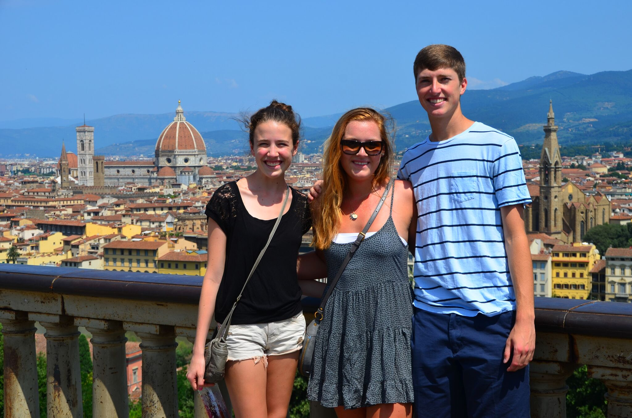 Summer Program - Adventure/Trips | Travel For Teens: Europe for Older Teens - Florence, Cinque Terre, Switzerland and Paris