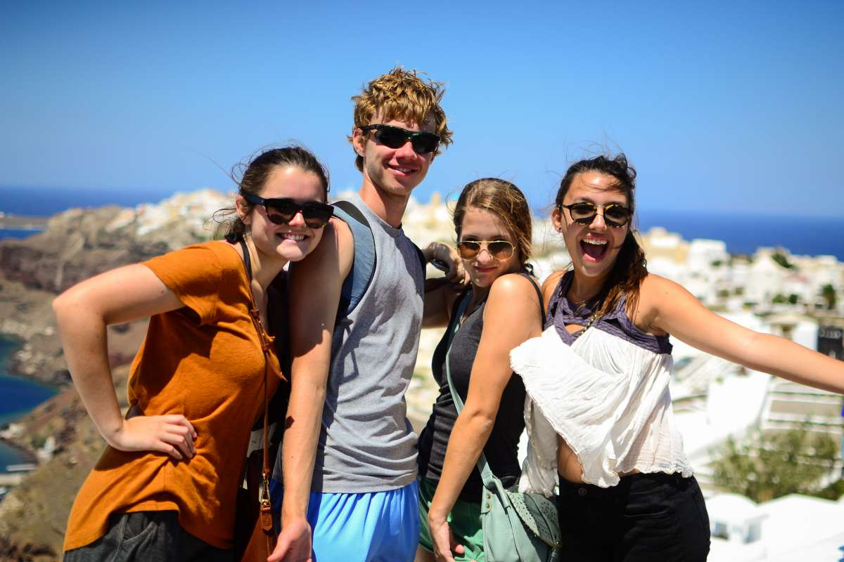 Summer Program - Adventure/Trips | Travel For Teens: Europe for Older Teens - Greece and Italy