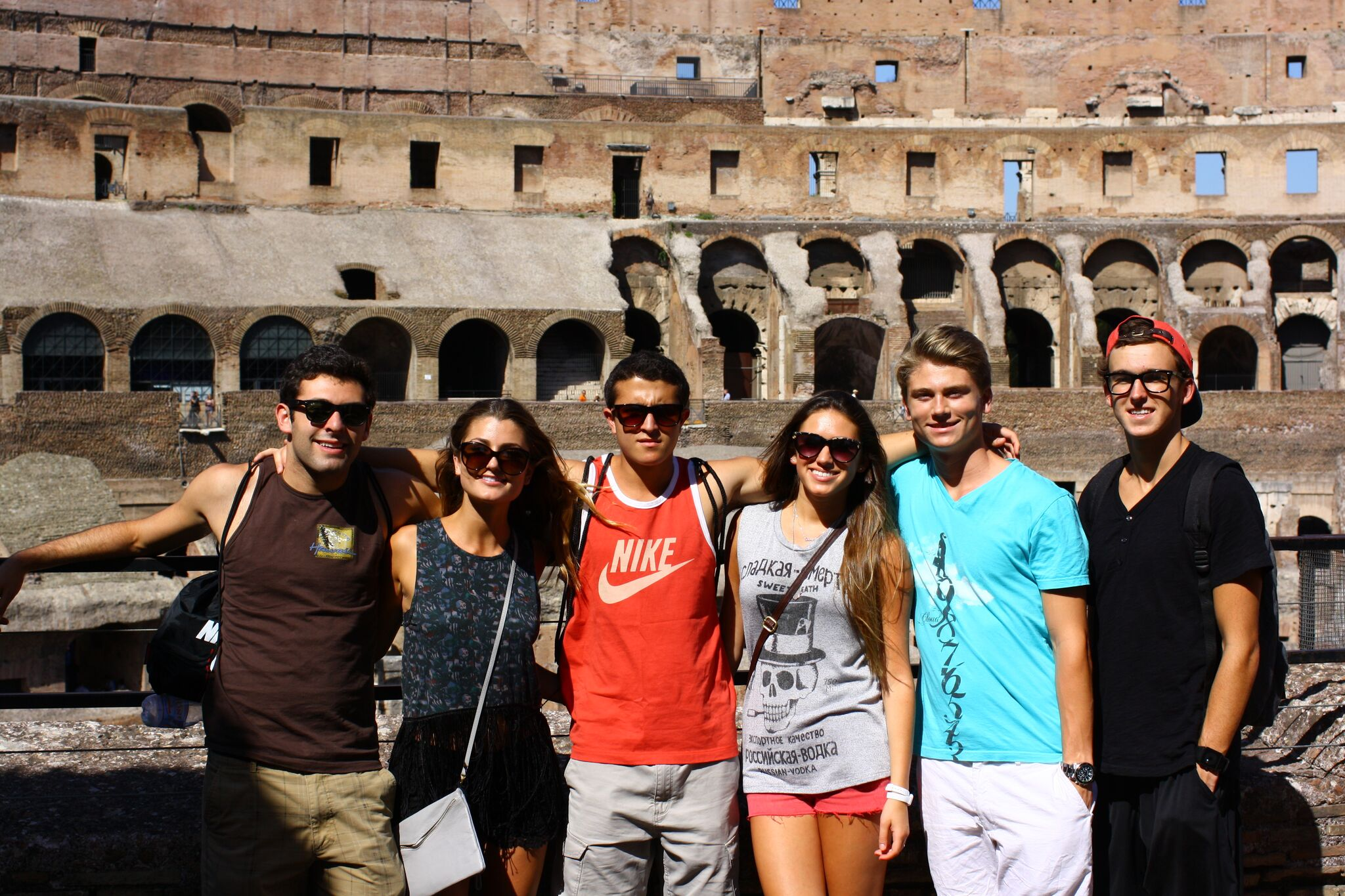 Summer Program - Tours | Travel For Teens: Europe for Older Teens - Greece and Italy