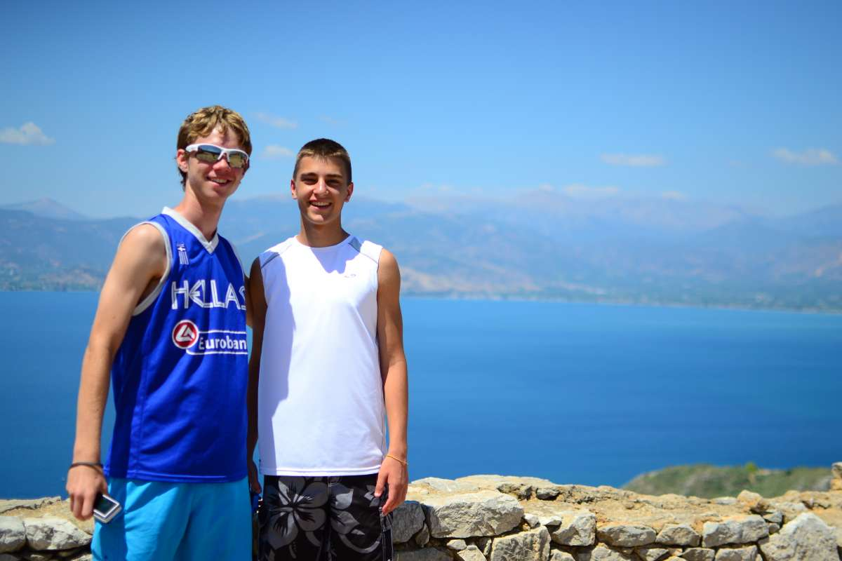 Summer Program - Tours | Travel For Teens: Europe for Older Teens - Greece Island Hopping