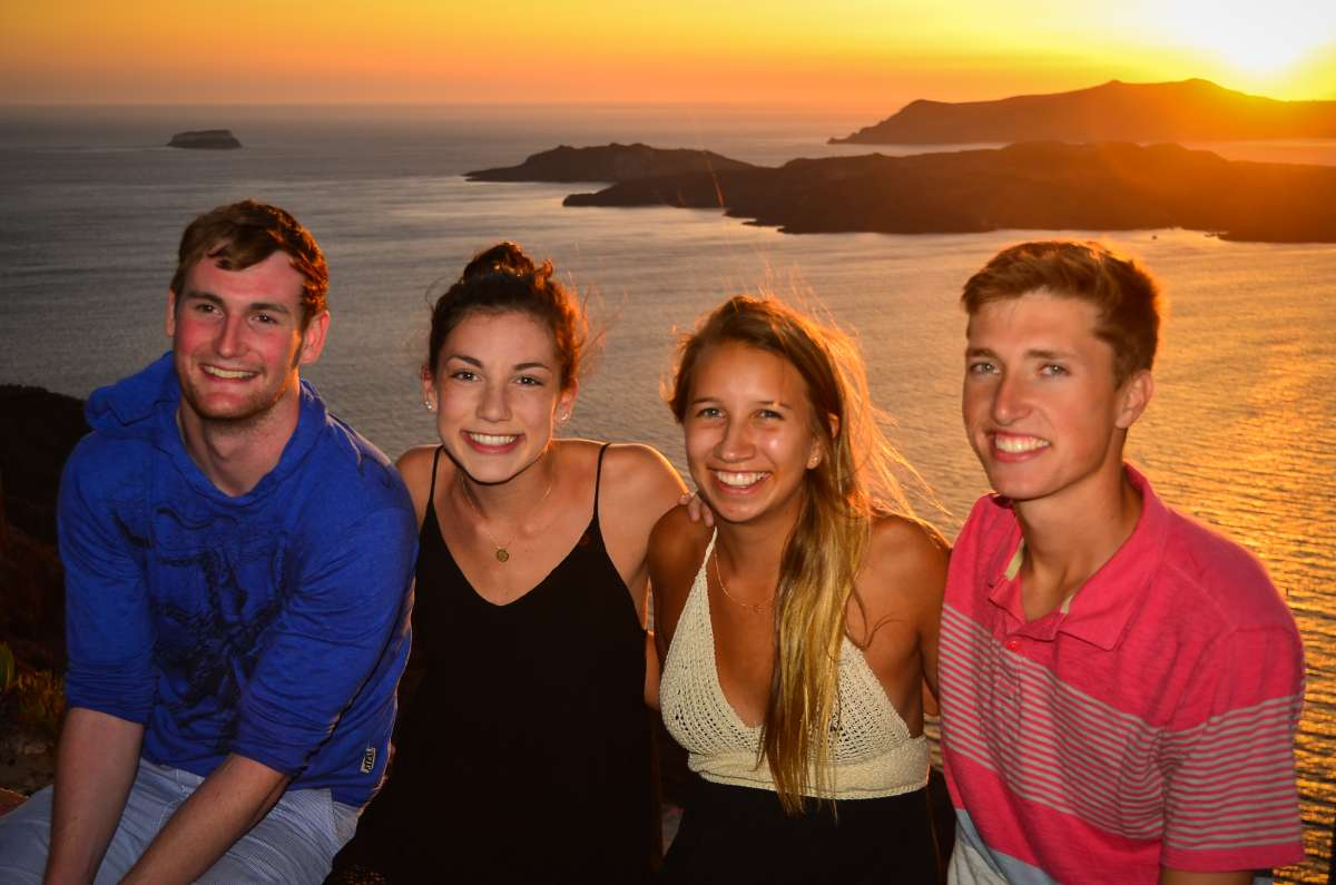 Summer Program - Adventure/Trips | Travel For Teens: Europe for Older Teens - Greece, Italy and the Islands