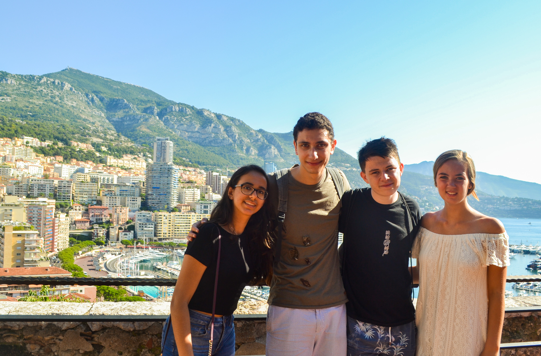 Summer Program - Group Travel | Travel For Teens: Europe for Older Teens - London, Paris, French Riviera and Barcelona