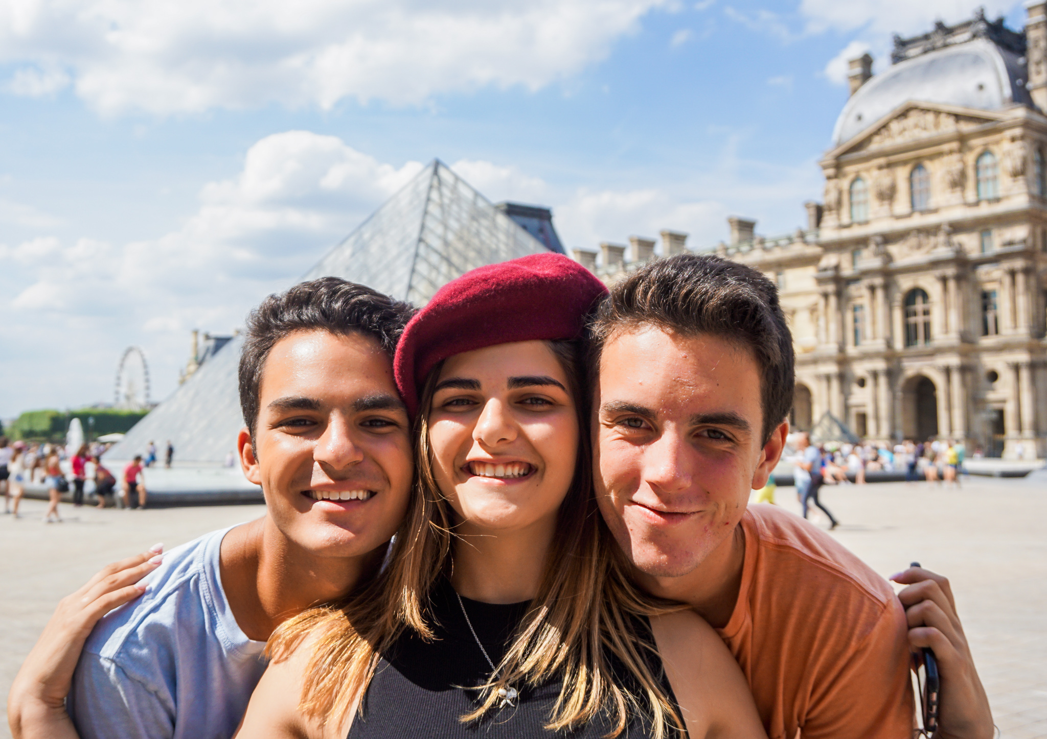 Summer Program - Adventure/Trips | Travel For Teens: Europe for Older Teens - London, Paris, French Riviera and Barcelona