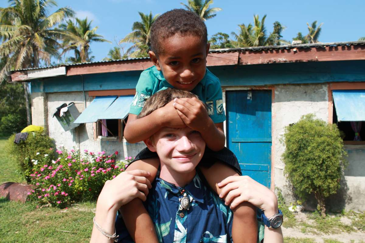 Summer Program - Literacy and Education | Travel For Teens: Fiji Ultimate Service and Adventure