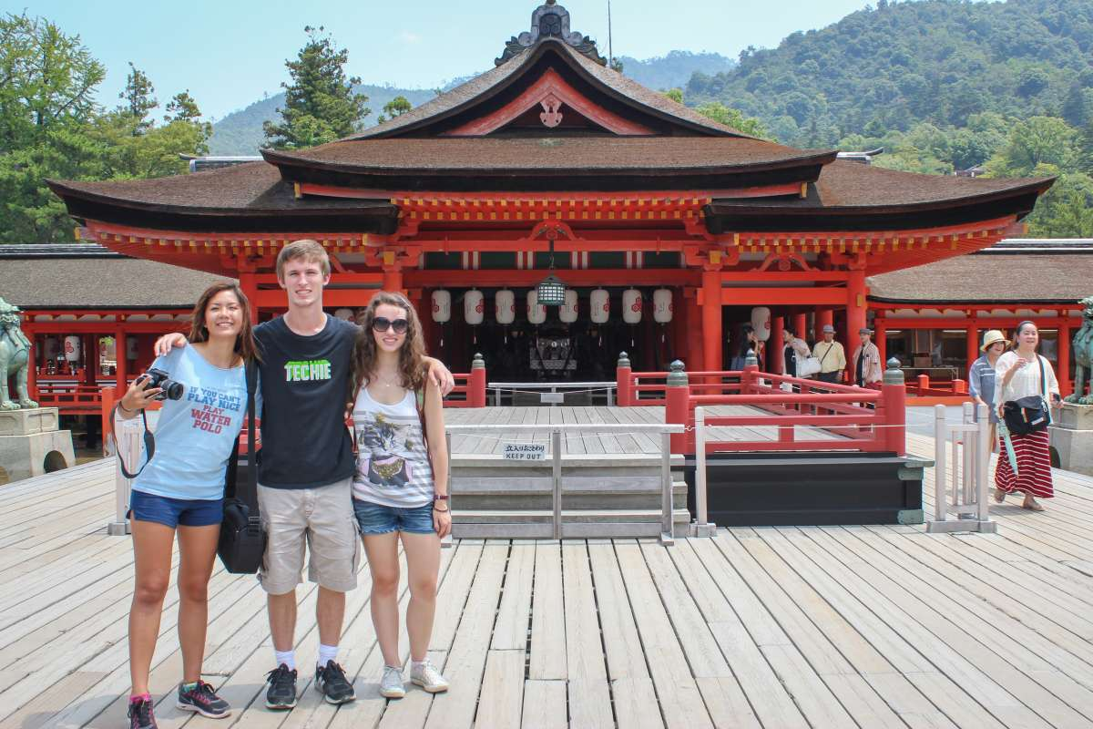 Summer Program - International Relief | Travel For Teens: Japan Discovery and Service