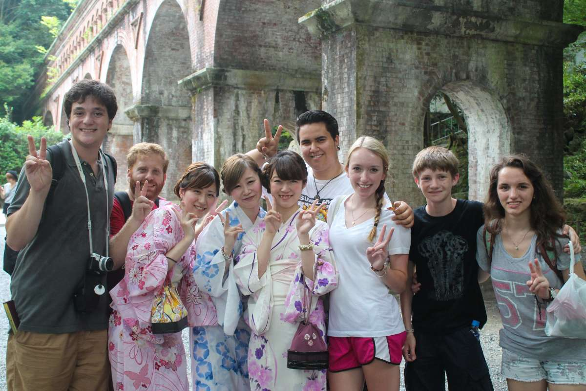 Summer Program - Community Resources | Travel For Teens: Japan Discovery and Service