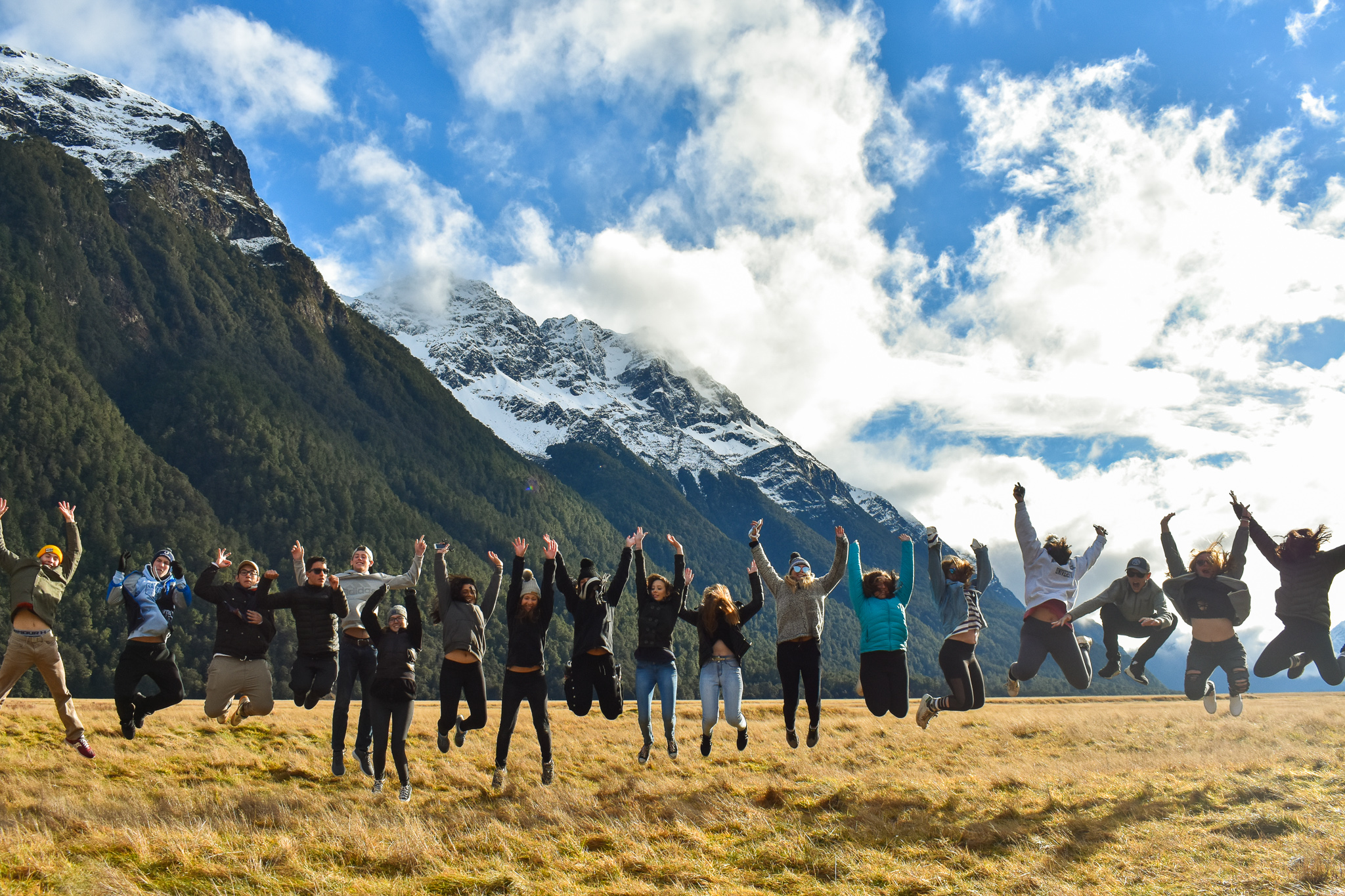 Summer Program - Group Travel | Travel For Teens: New Zealand Adventure