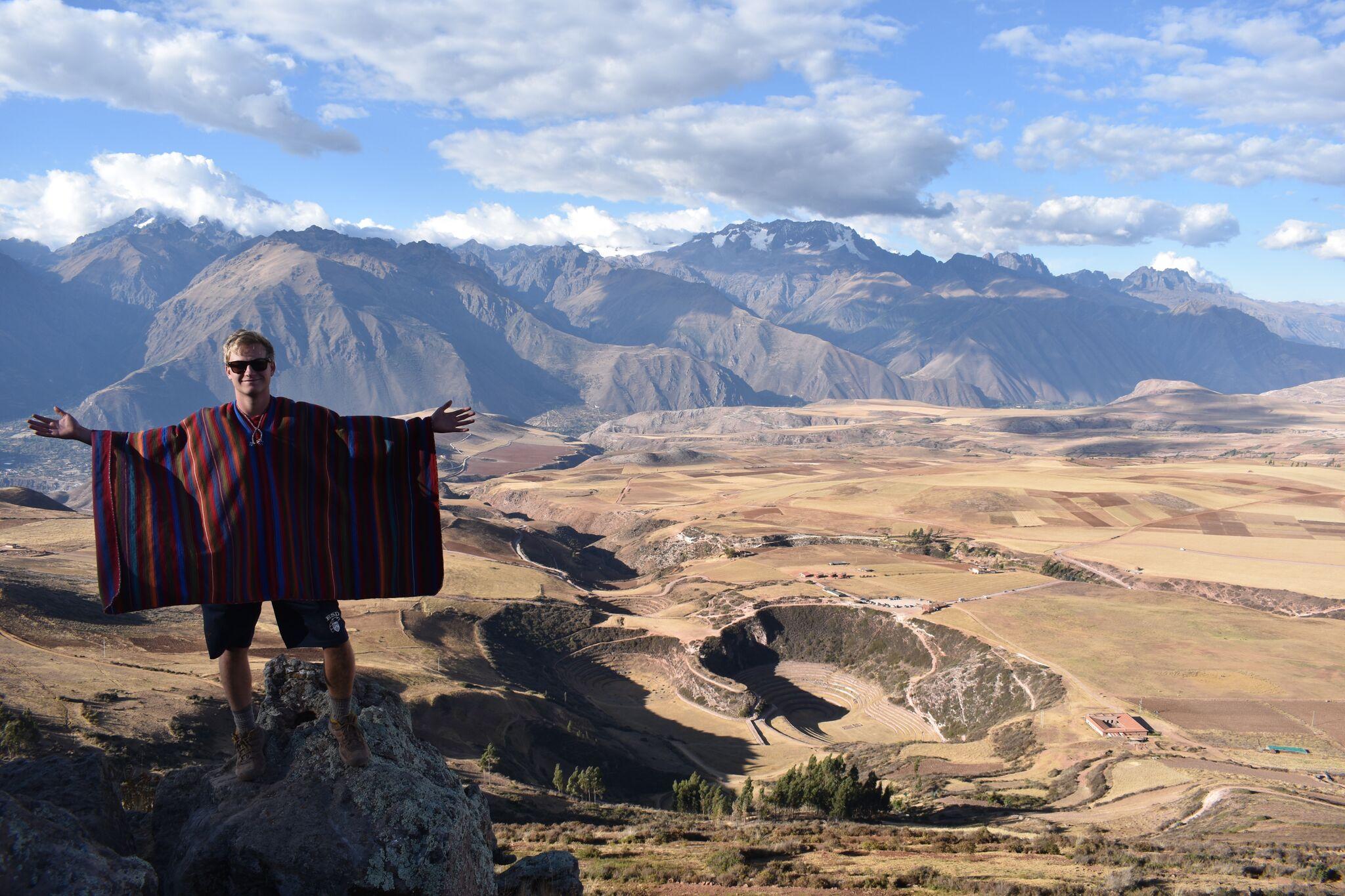 Summer Program - International Relief | Travel For Teens: Peru, Ecuador and the Galápagos Adventure and Service