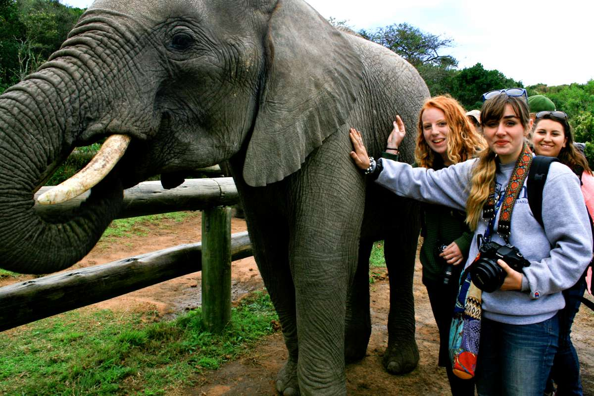Summer Program - Youth | Travel For Teens: South Africa Service and Safari