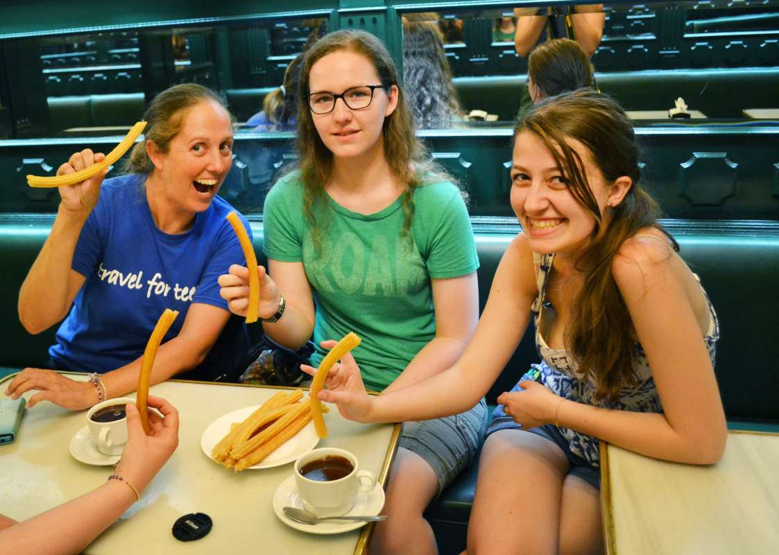 Summer Program - Spanish | Travel For Teens: Spain - Spanish Language Immersion (21 Days)