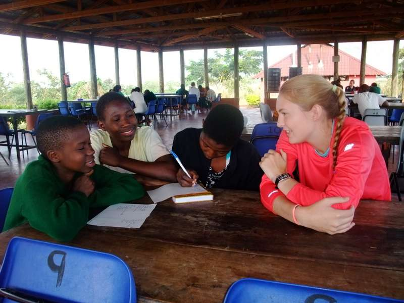 Summer Program - International Relief | Travel For Teens: Tanzania Service