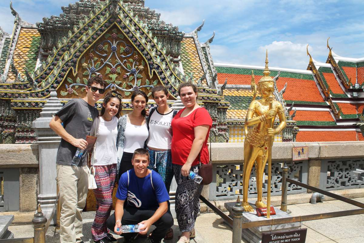 Summer Program - Animal Rights and Rescue | Travel For Teens: Thailand Service and Adventure