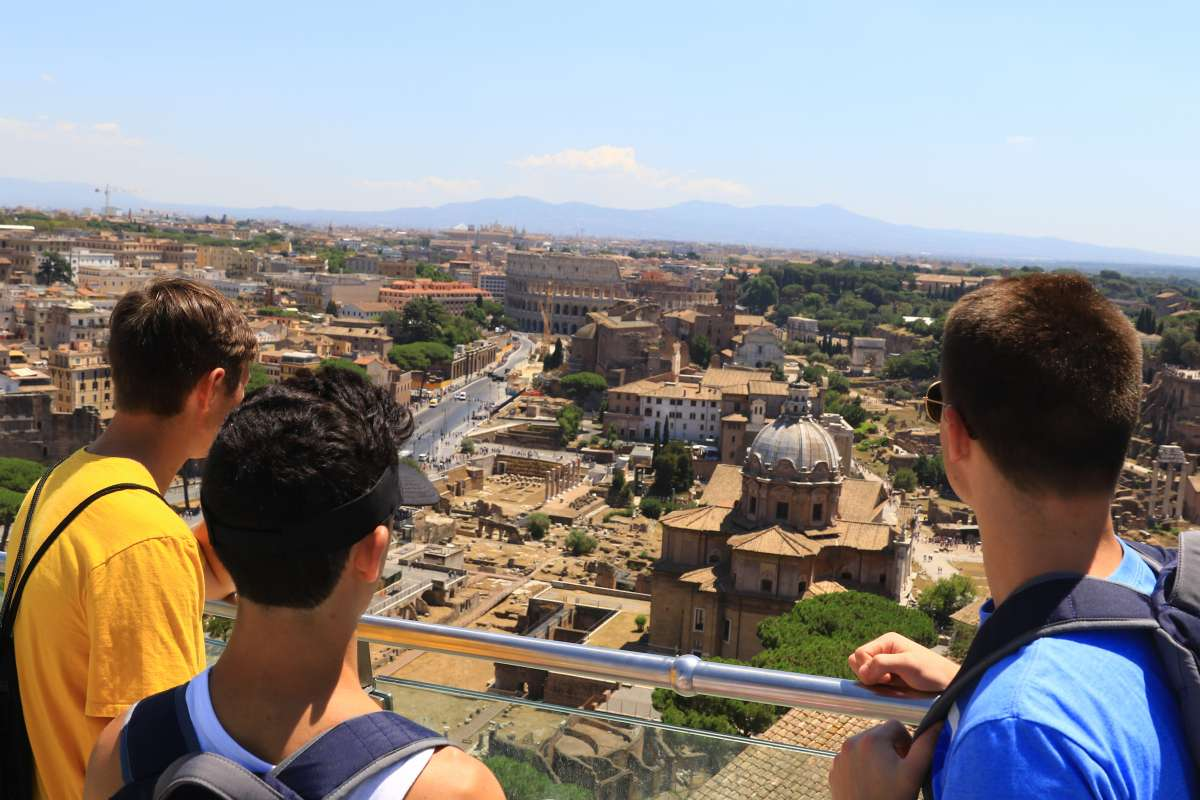 Summer Program - Tours | Travel For Teens: Ultimate Italy