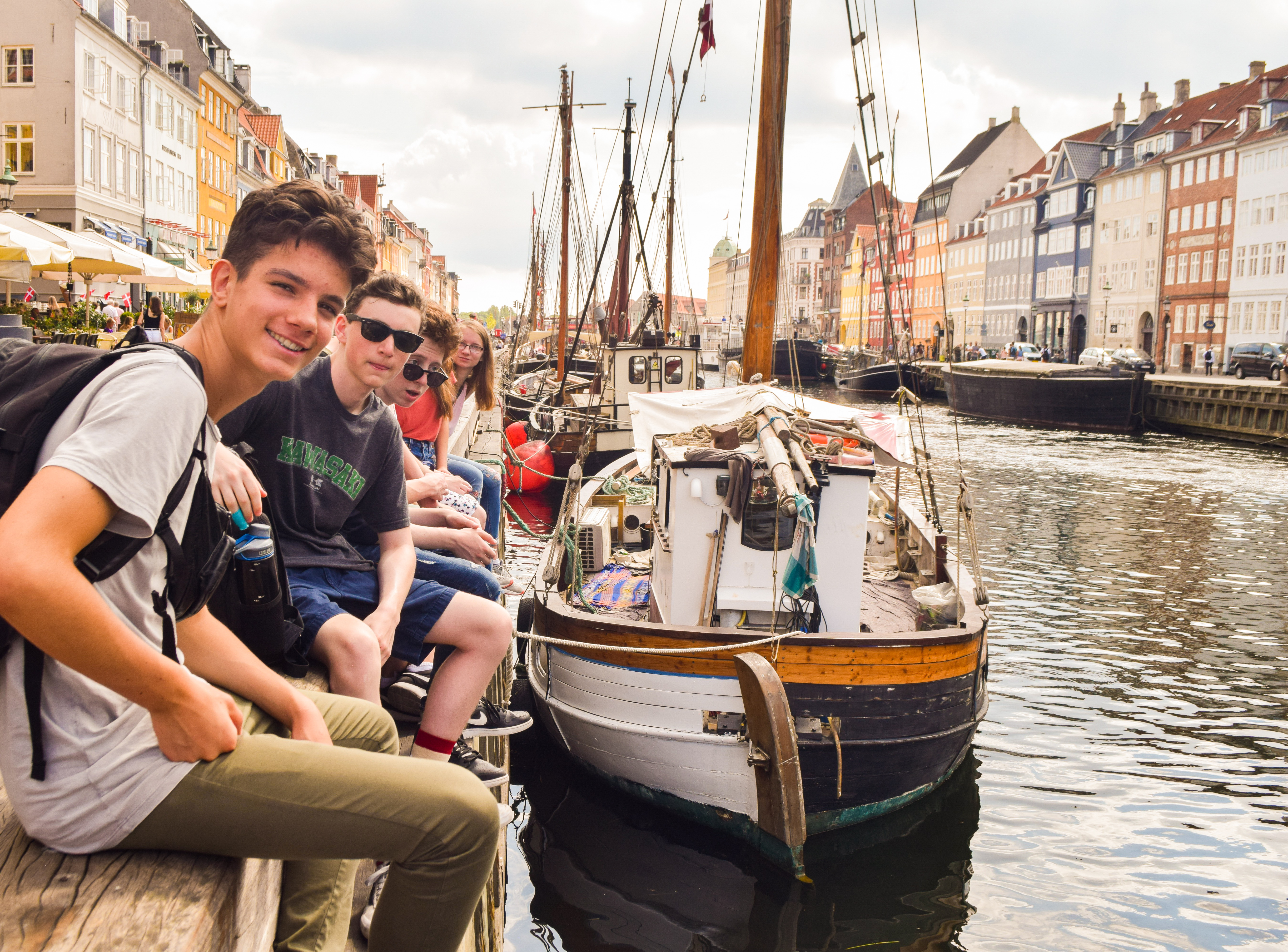 Summer Program - Adventure/Trips | Travel For Teens: Ultimate Nordic Adventure - Scandinavia and Iceland