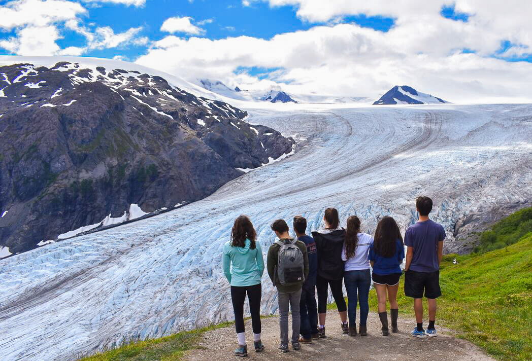 Summer Program - Promoting Volunteerism | Travel For Teens: USA for Older Teens - Alaska Service and Adventure