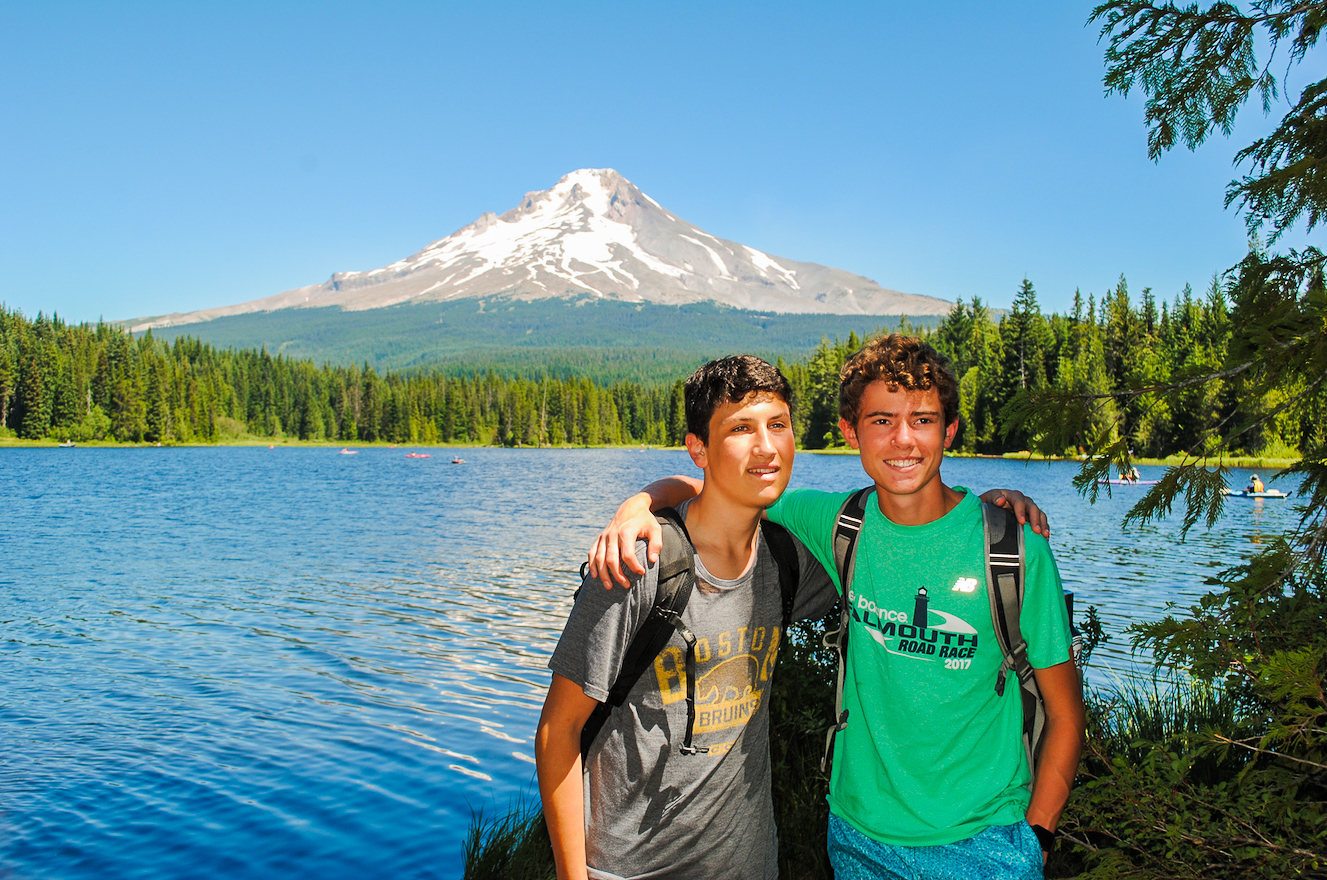 Summer Program - Group Travel | Travel For Teens: USA - Pacific Northwest and Alaska