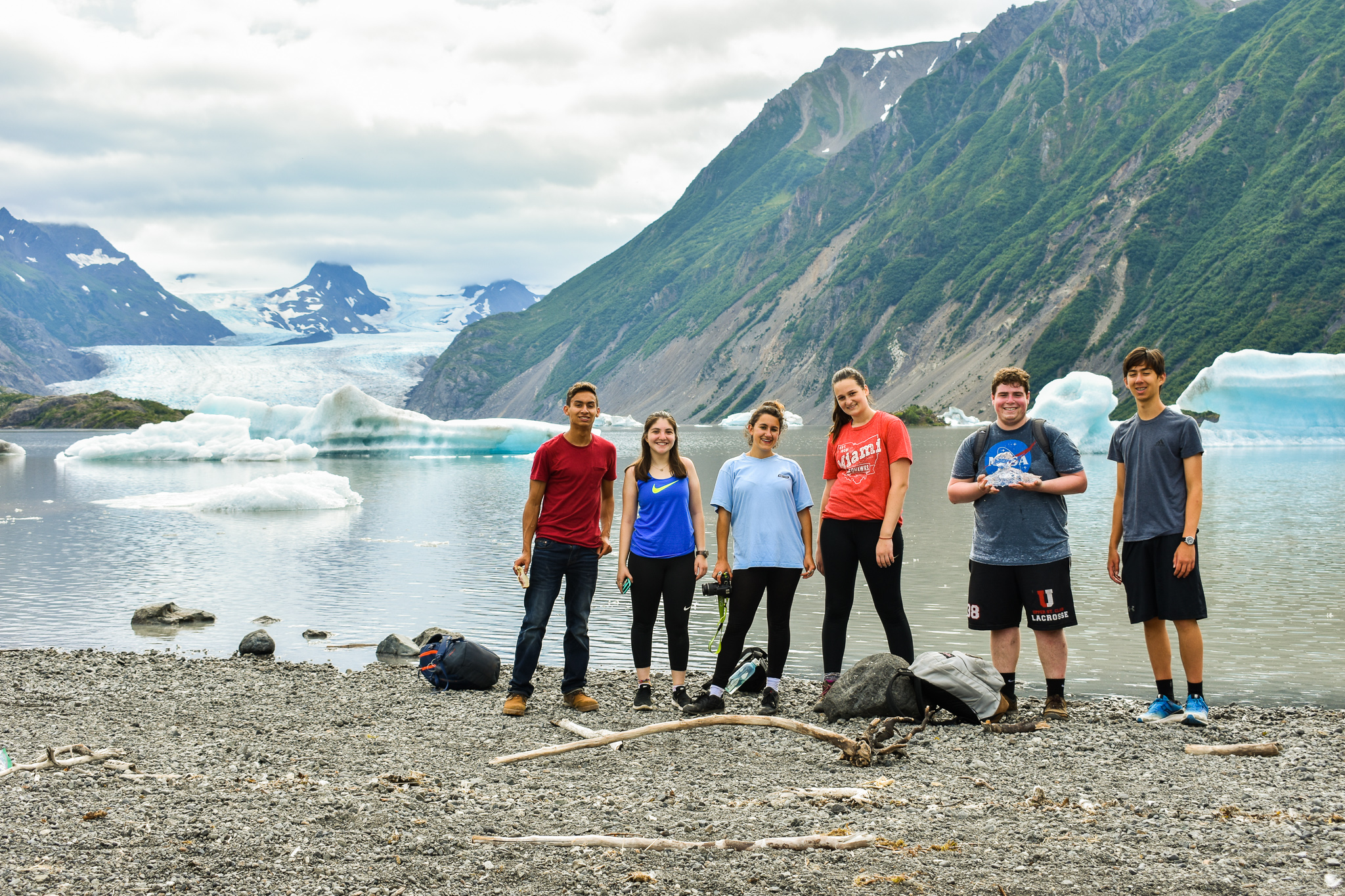 Summer Program - Adventure/Trips | Travel For Teens: USA - Pacific Northwest and Alaska
