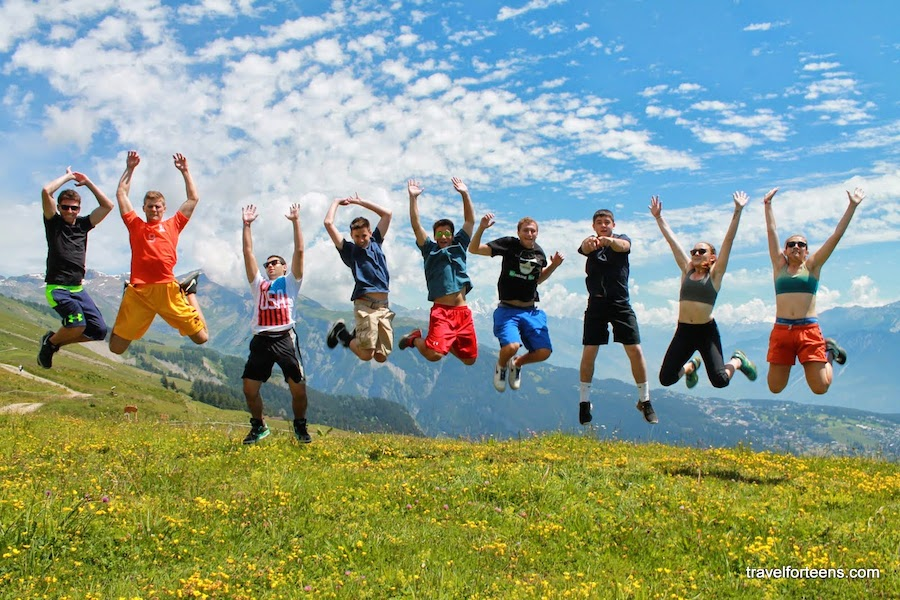 Summer Program - Adventure/Trips | Travel For Teens - Summer Programs Abroad