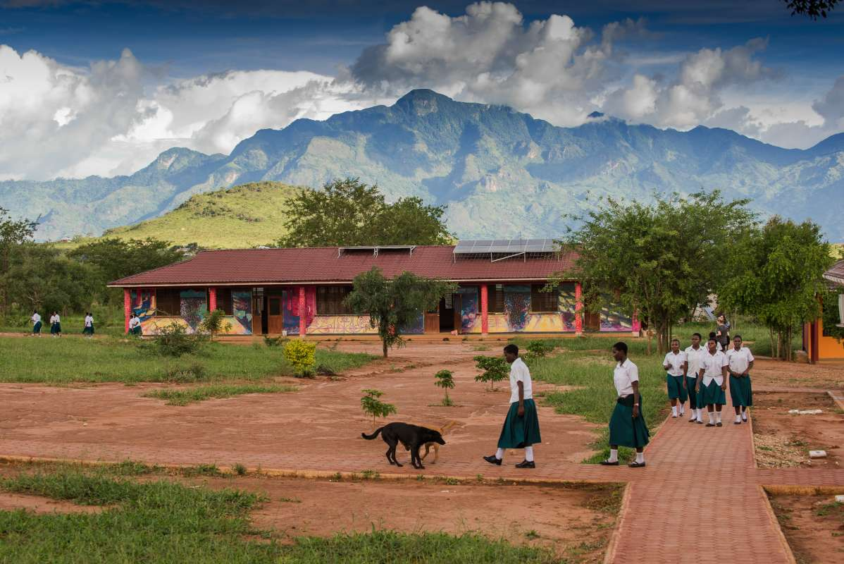 Summer Program - International Relief | Travel For Teens: Tanzania Service and Safari