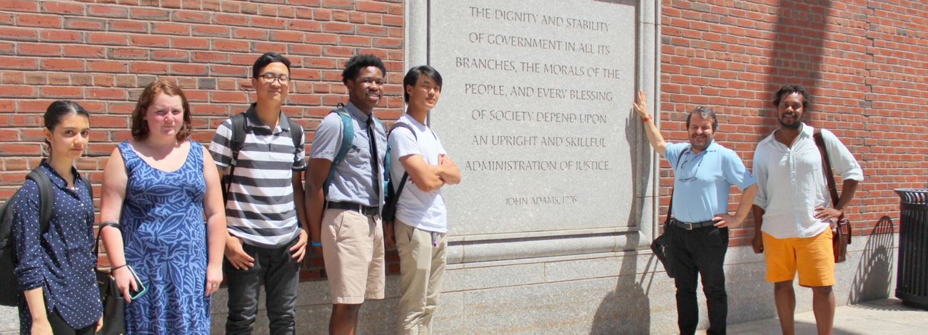 Summer Program - College Experience | Tufts Summer Study: Foundations of Law and Ethics