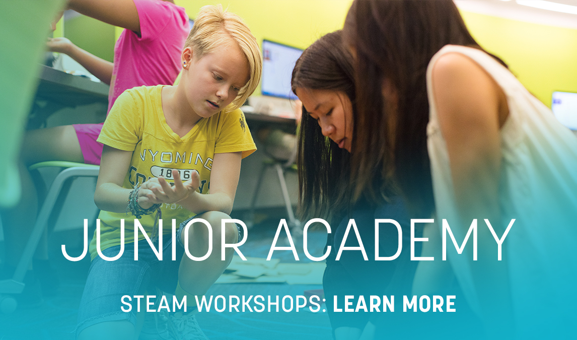 Summer Program - Electronics | UC San Diego: Sally Ride Science Junior Academy