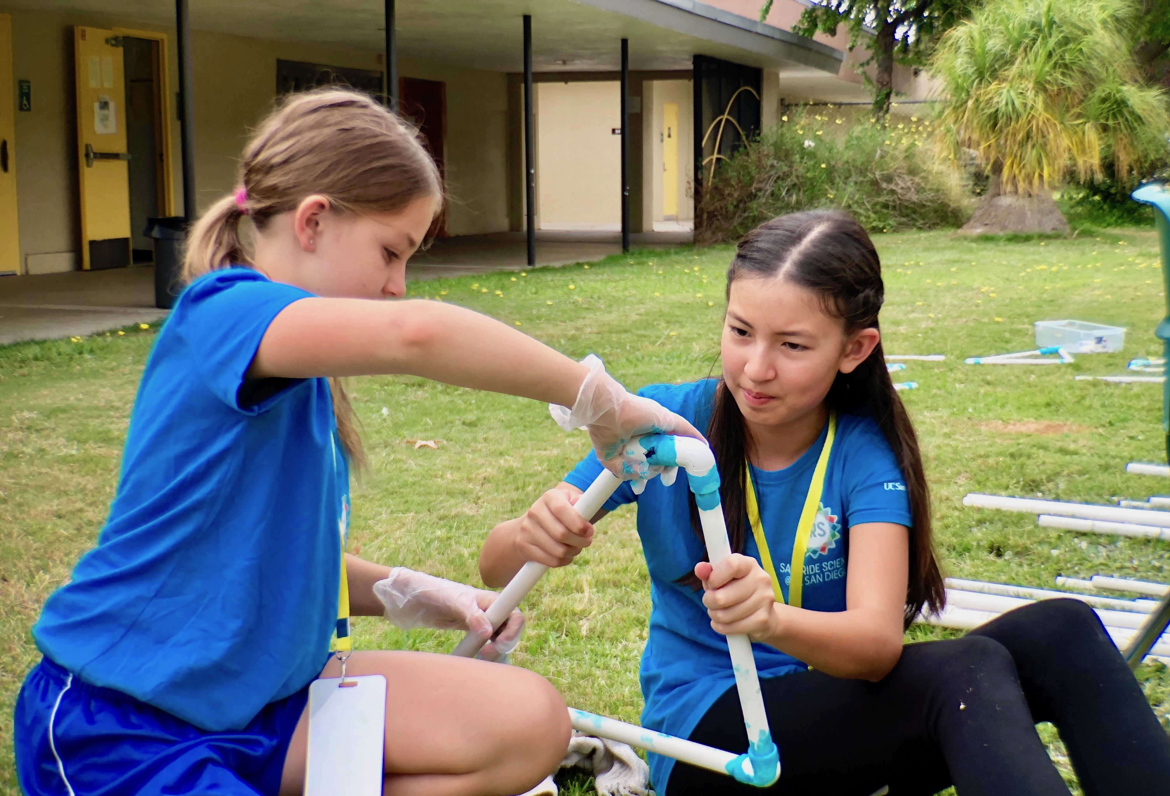 Summer Program - Web Design | UC San Diego: Sally Ride Science Junior Academy