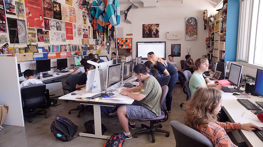 Summer Program - Video Gaming | UCLA Game Lab Summer Institute