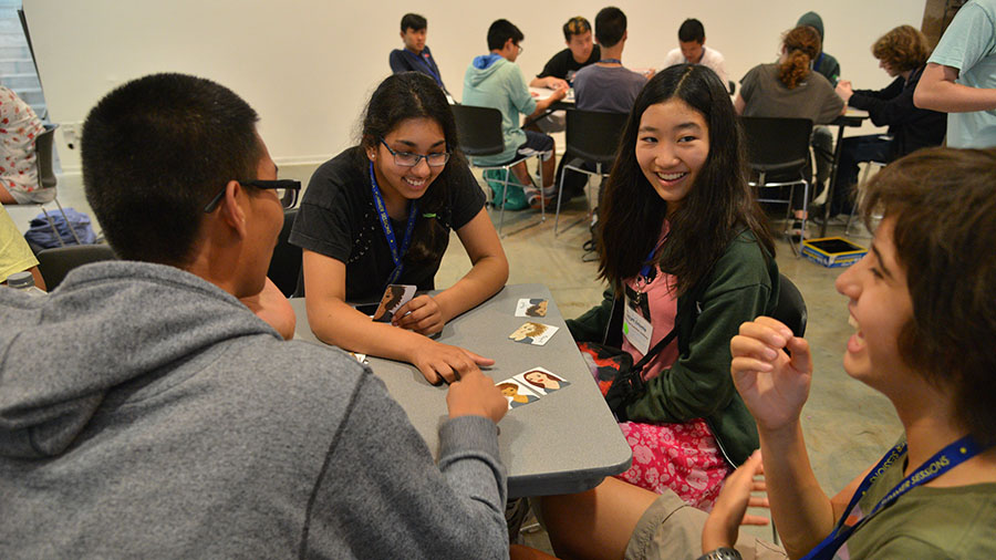 Summer Program - Coding | UCLA Game Lab Summer Institute