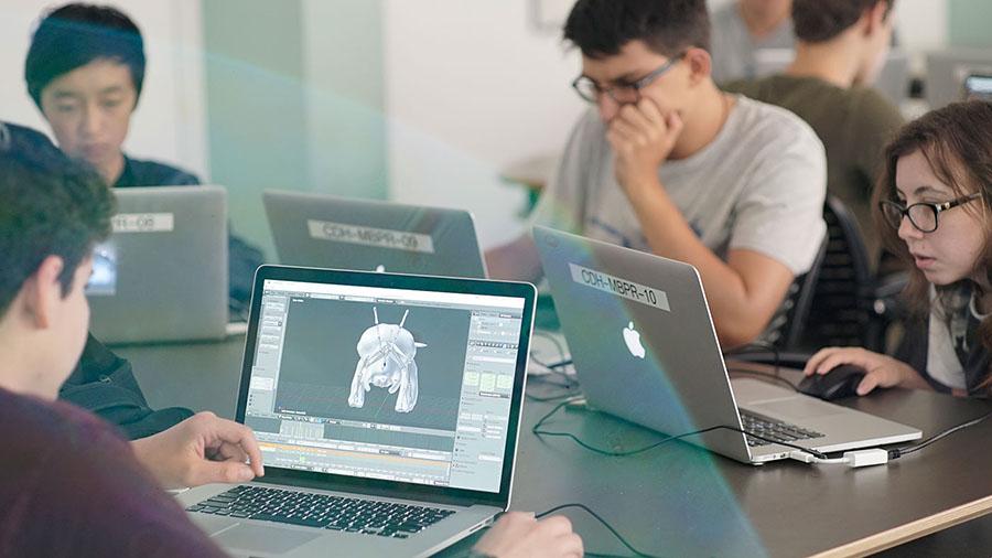 Summer Program - Game Design | UCLA Game Lab Summer Institute