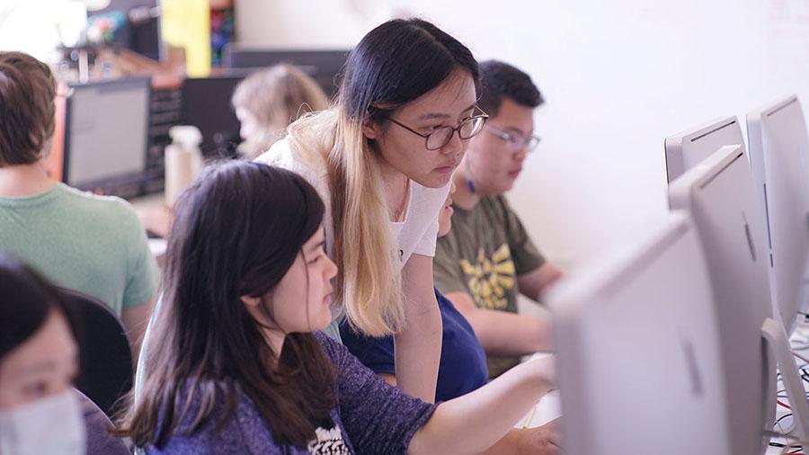 Summer Program - Web Design | UCLA Game Lab Summer Institute