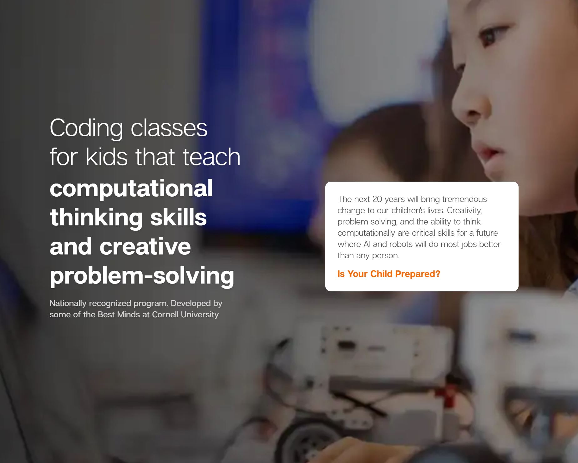 Summer Program - STEM | uCode: Online Coding Classes for Teens