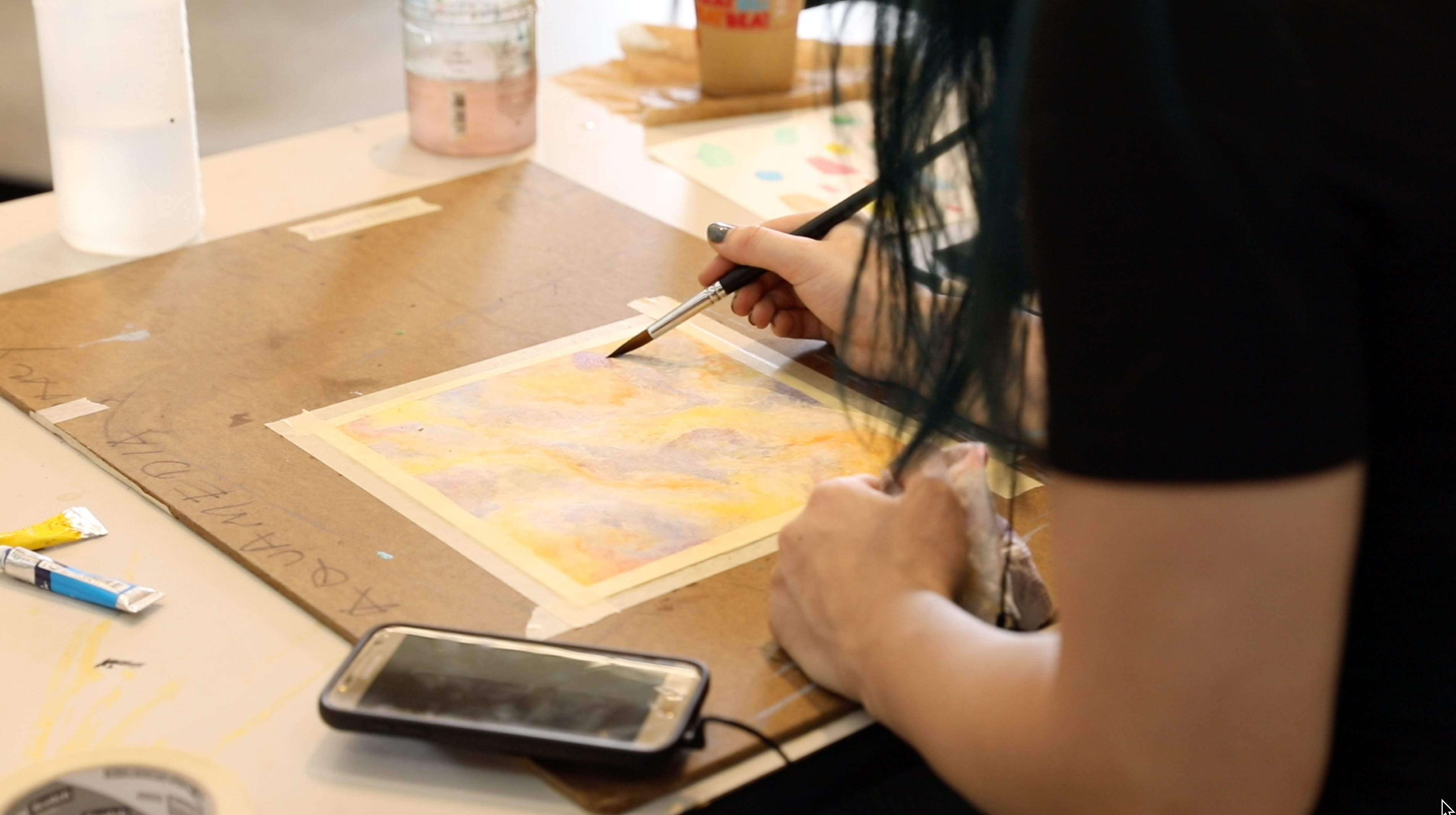 Summer Program - Pre-College | UConn Pre-College Summer: Art -  Watercolor