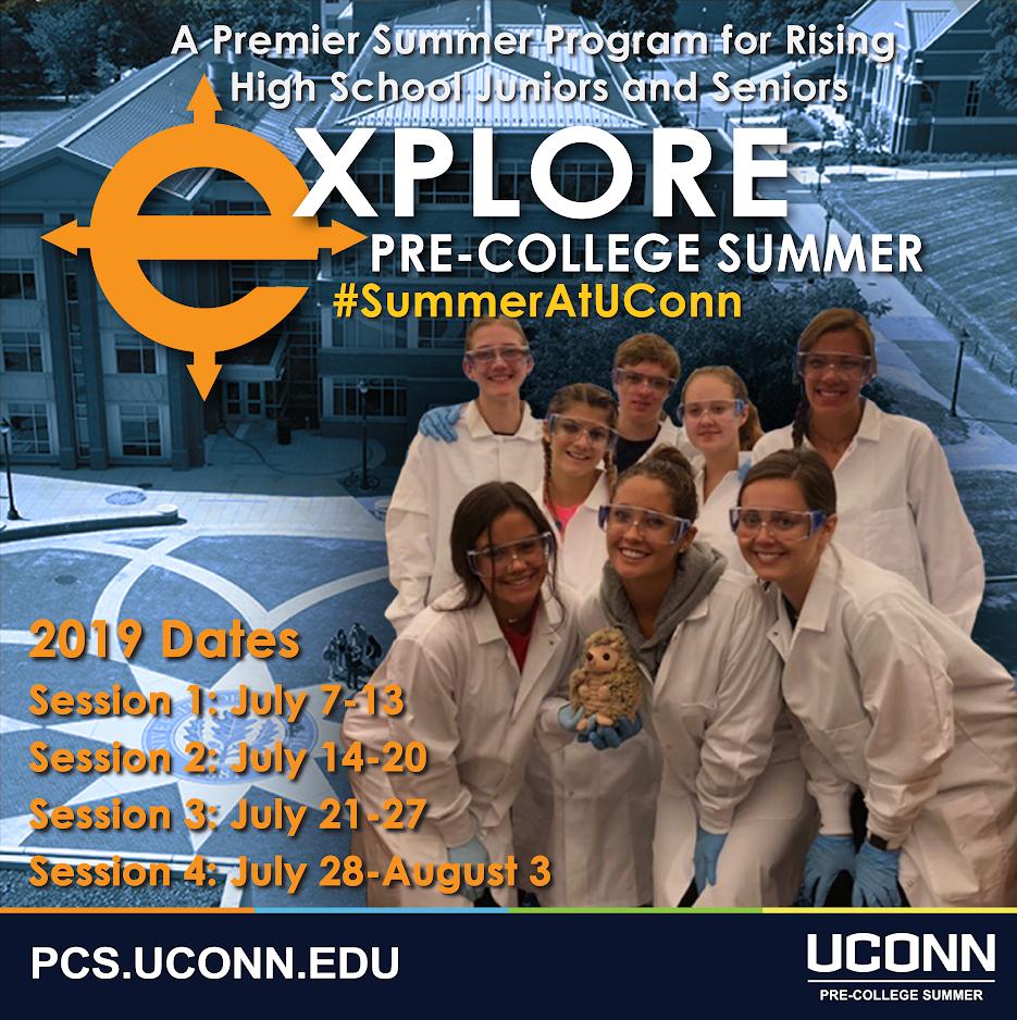 Summer Program - Chemistry | UConn Pre-College Summer: Chemistry