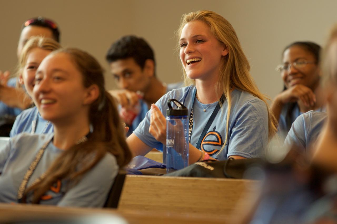 Summer Program - Literature | UConn Pre-College Summer: Creative Writing