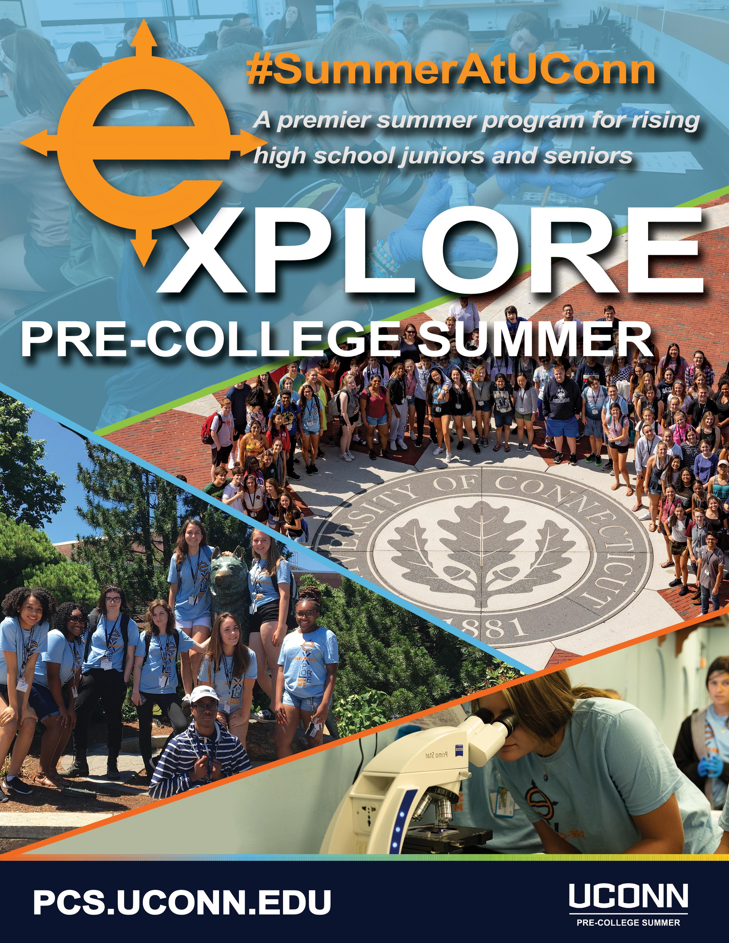 Summer Program - Biology | UConn Pre-College Summer: Human Nutrition & Health