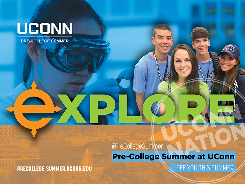 Summer Program - Coding | UConn Pre-College Summer: Digital Media - Intro to Programming