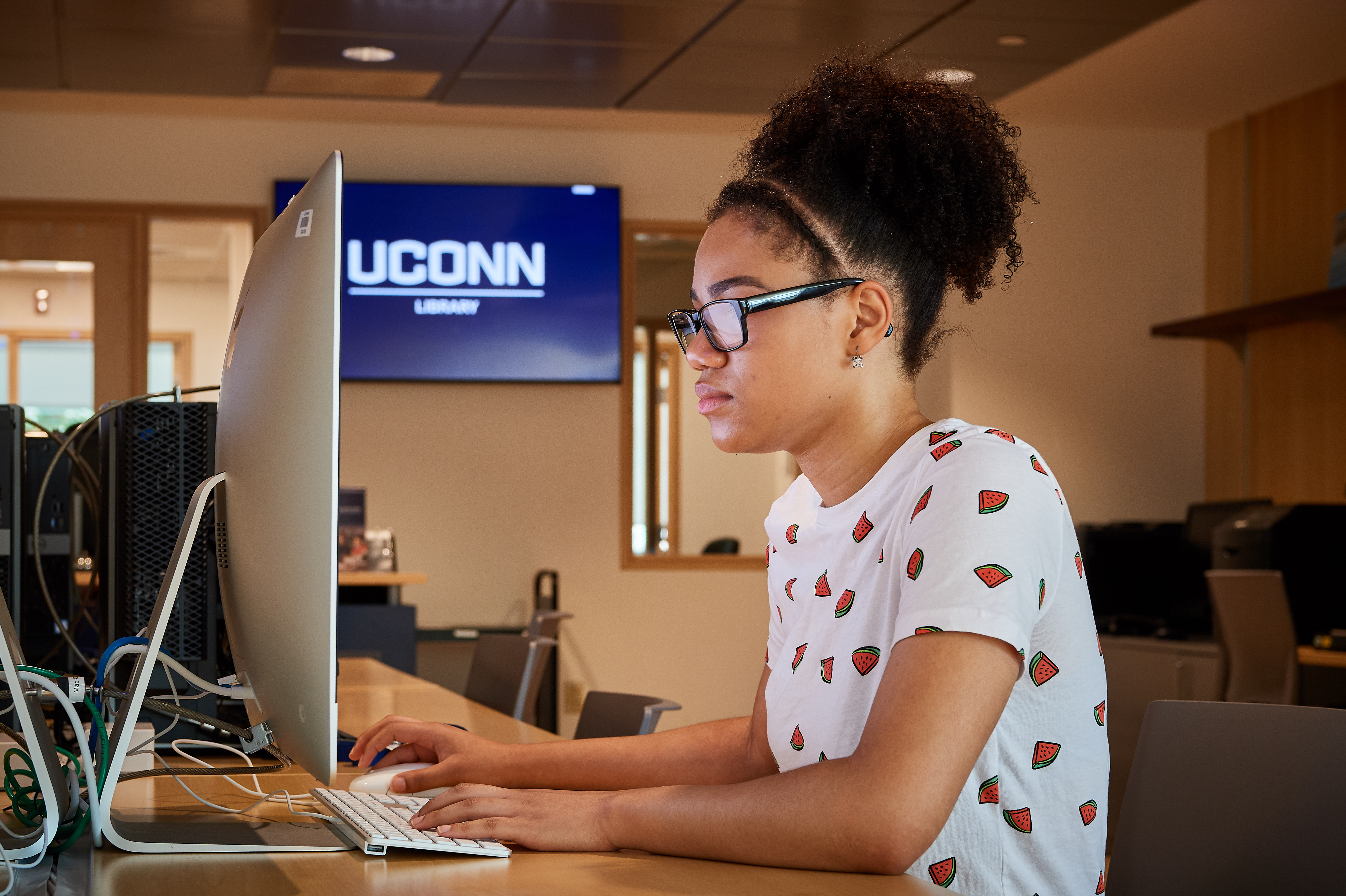 Summer Program - Technology | UConn Pre-College Summer: Digital Media - Intro to Programming