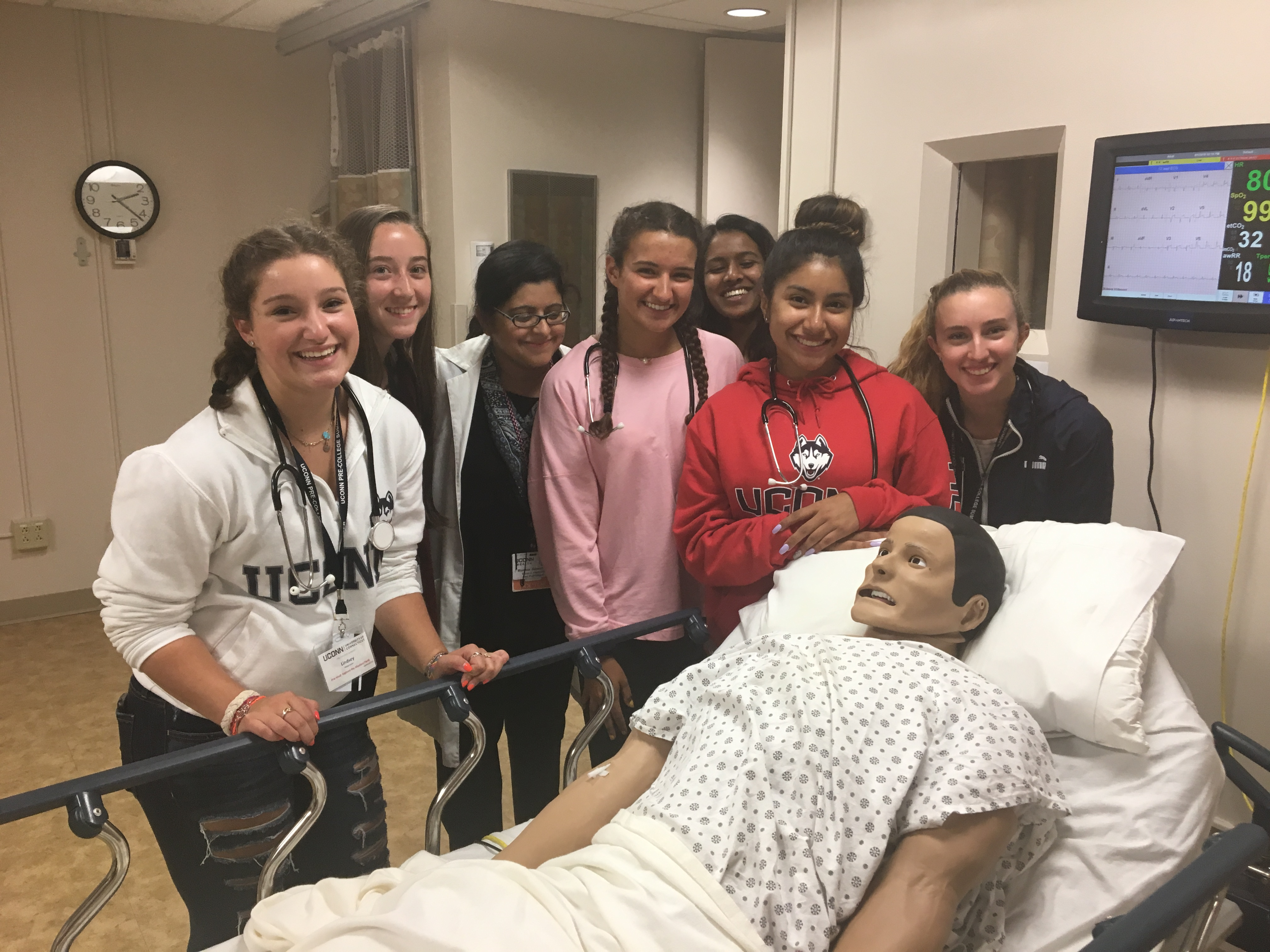 Summer Program - Science | UConn Pre-College Summer: Pre-Med - Medical Anthropology & Global Health