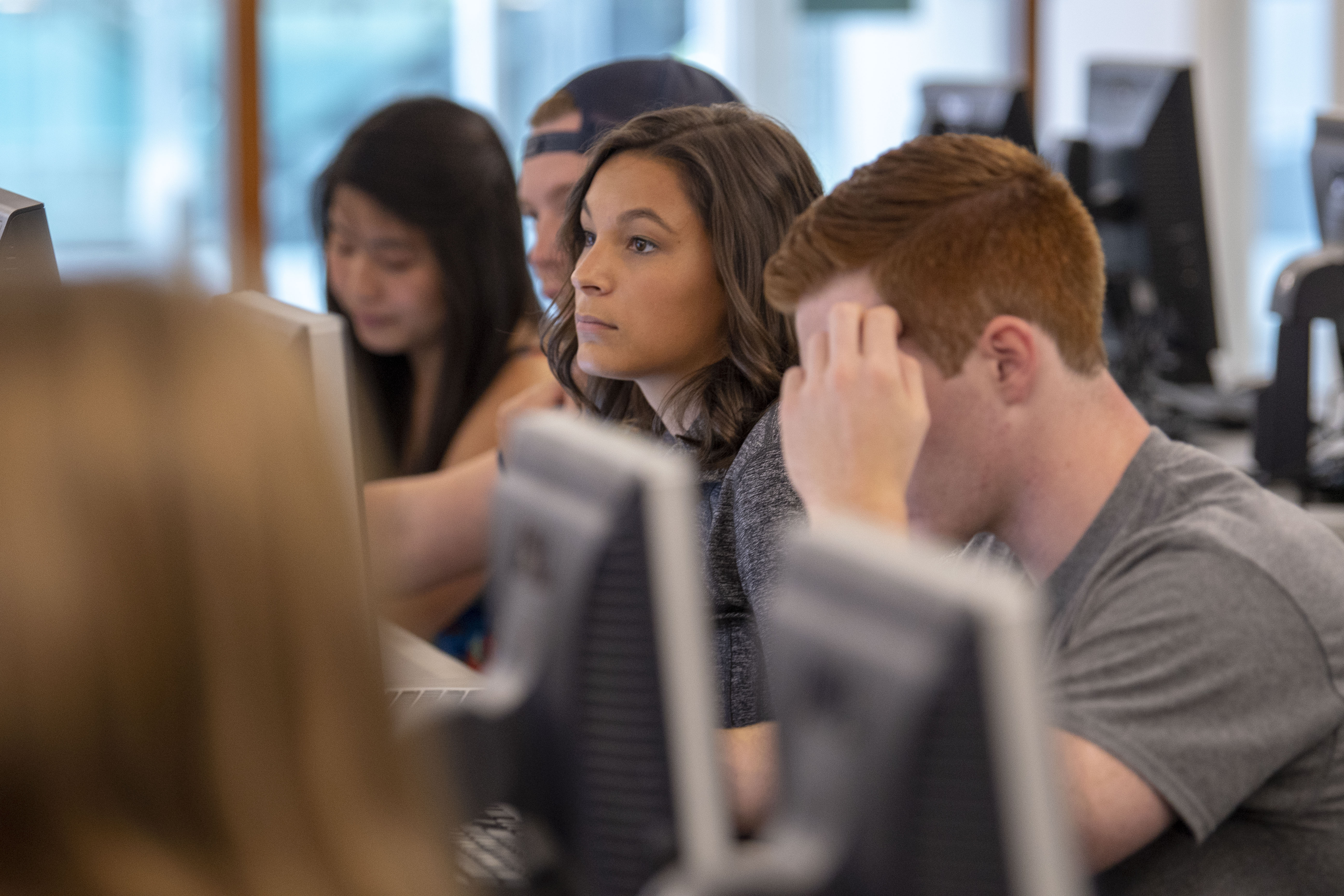 Summer Program - Science | UConn Pre-College Summer: Data Science