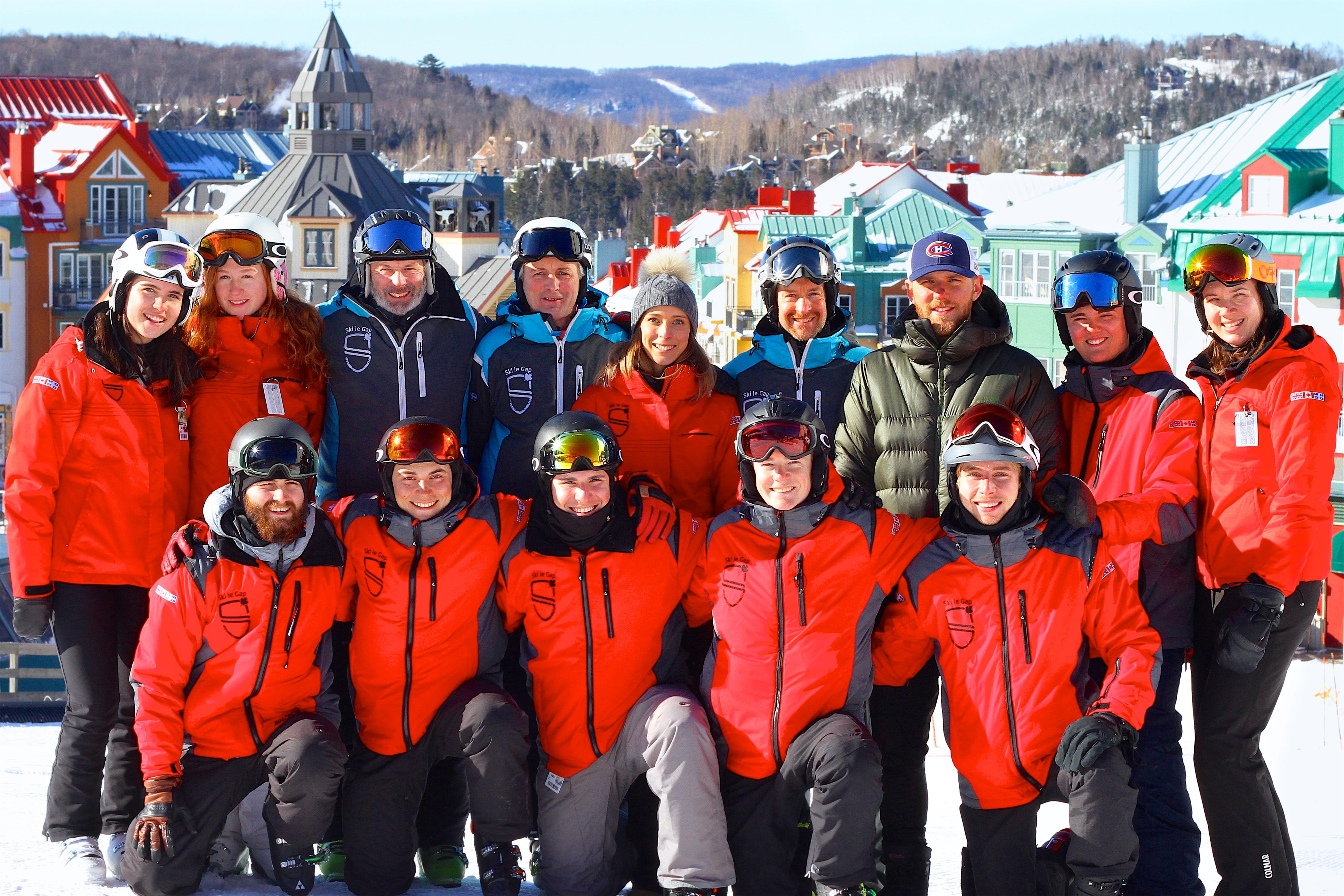 Gap Year Program - Ski le Gap: Ultimate Ski Experience  1